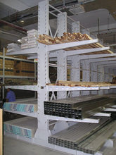 Cantilever Rack Type and Heavy Duty Scale pallet runner