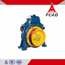 Elevator motor Roomless for home lift gearless traction machine