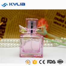 empty glass perfume bottle sealing machine