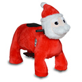 Children's electric ride stuff animal ride toy made for Christmas