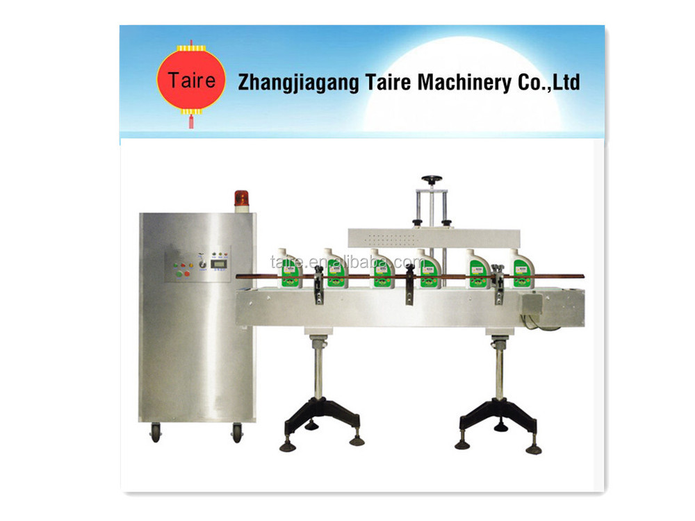 SG--Automatic Electromagnetic Induction Aluminum Foil Sealer, Plastic bottles sealing machine(CE&ISO)