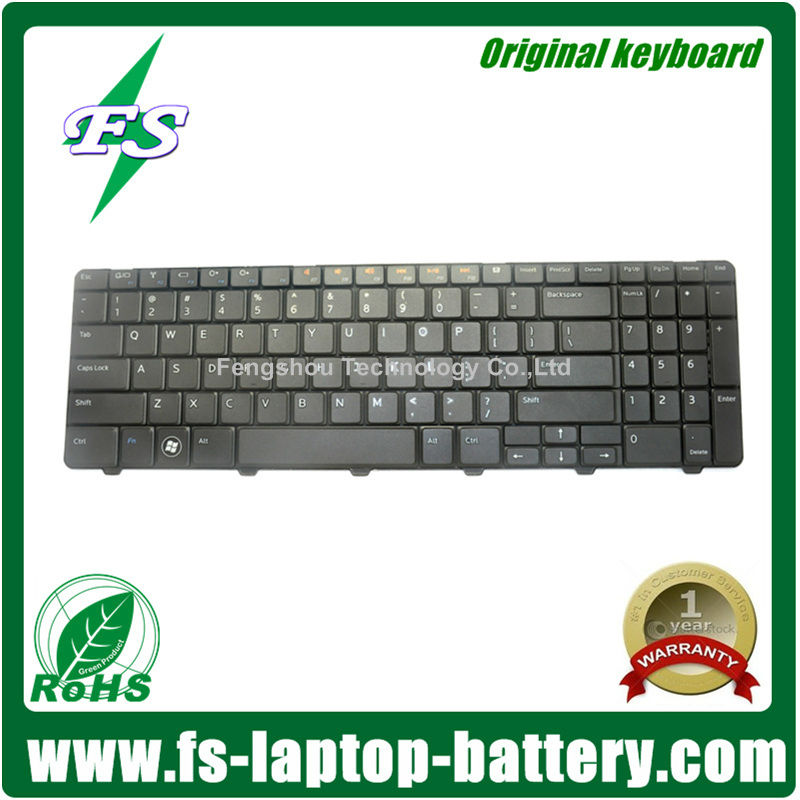 US Layout Laptop Mini External Keyboards for Dell Inspiron 15R 5010 M5010 N5010 Black
