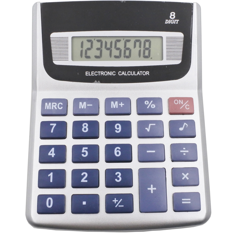 Y-1335B 8 digits general purpose office desk calculator
