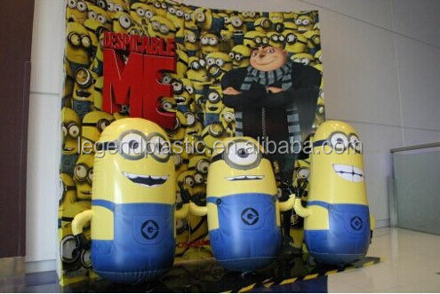 Inflatable despicable me minions