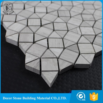 China cheap wood texture floor tile Factory