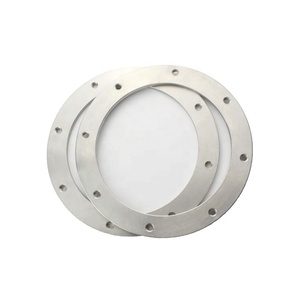 High quality custom stainless steel threaded pipe flange