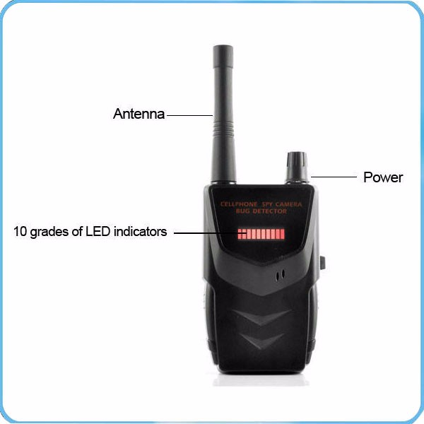 cellphone detector Pockethound covert cell phone detector from: $ 49900 not including international duties and local taxes in your country/region of import pockethound™ is the industry's most sensitive cell phone detector for it's size.