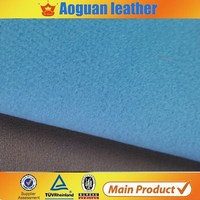 China Suppliers Small MOQ Pu Leather