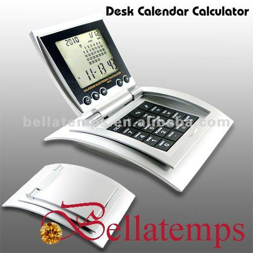 Desk calendar calculator BL-8541