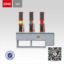 High Quality ZW7-40.5 Type Vacuum Circuit Breaker outdoor vacuum circuit breaker with automatic recloser