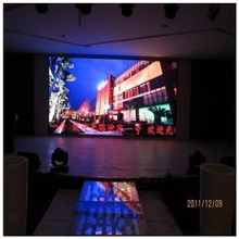 rgb true p6 event stage use full color video led sign display p20 p10