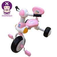 Fashion Design Light Weight Luxury No Pedals Tricycle Baby Bike