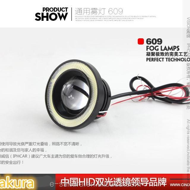 Adjustable Car led h11 45w/pc,90w/set,4500lm/pc,9000lm/set headlight DC11-30V mitsubishi lancer front fog light for chevrolet