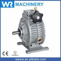 Foot-mounted Speed Variator UD/MB-B3