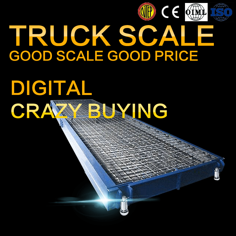 calibration weigh scale 60 ton truck scale price