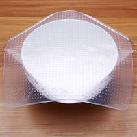 OEM eco-friendly cheap silicone plastic wrap film