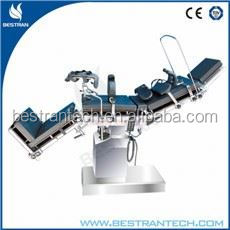 China factory sales hospital electric motors hospital ent medical operation tables for ent operation