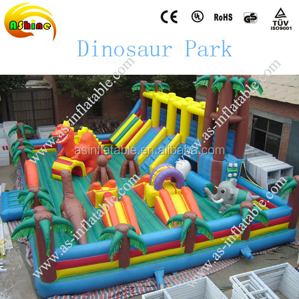 Customize Beautiful Inflatable Dragon Bounce House/Dianosaur Bouncy Castle/Adult baby Bouncer