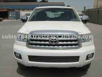 TOYOTA SEQUOIA SUV 5.7L PETROL AUTOMATIC NEW CAR