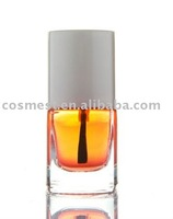 Cosmetic packagings Nail polish cap and bottle for gel polish manufacturer