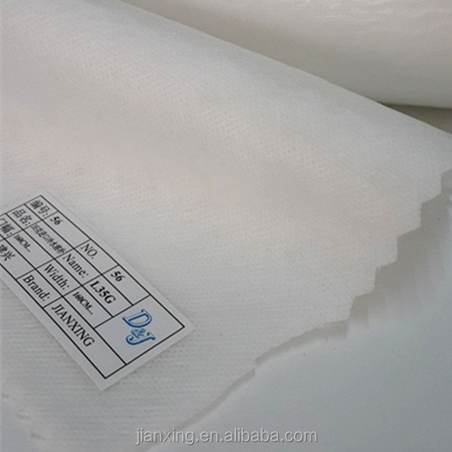 China garment accessory good price 50gsm PVA water soluble film