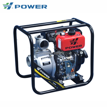 Safe and reliable electric start 3'' inch diesel engine water pump suppliers