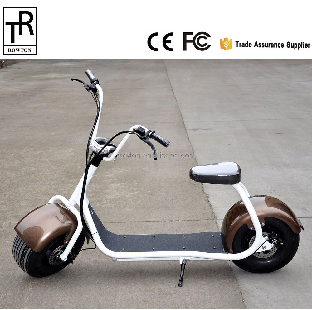 2016 new Japanese electric scooter with seat foldable electric scooter