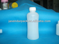 500ml hdpe plastic milk / juice bottle