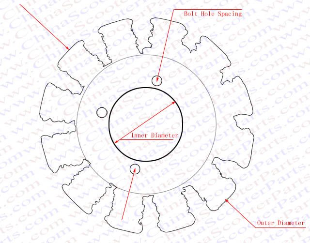 11 Pole 7 Wire Magneto Stator For 200c 250cc Cg Bashan Shineray Jinling  Pole Magneto Wiring Diagram on magneto parts diagram, magneto installation diagram, magneto ignition schematic, craftsman riding mower electrical diagram, magneto distributor, small engine magneto diagram, how does a magneto work diagram, ignition diagram,