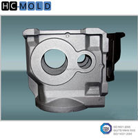 high quality precision metal casting and mass production