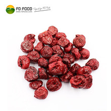 Dried cherry fruit freeze dried cherry