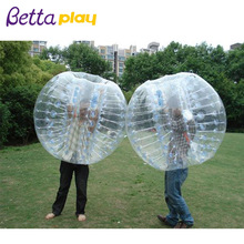 Hot Sale High Quality Inflatable Human Body Adult Bumper Bubble Ball