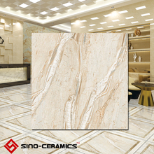 Hot style marble porcelain flooring tile 60x60, office floor polished marble