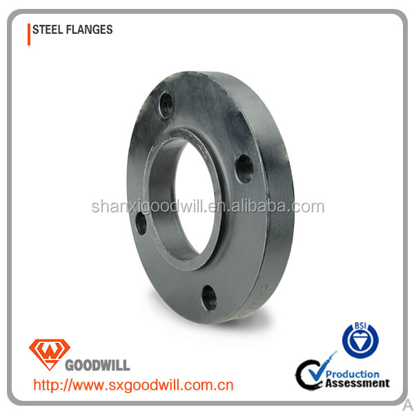 carbon steel forged astm a105 flange supplier