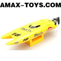 es-1768108 2ch rc boat Magic Cat RTR 2.4GHz 2CH Electric Remote Control Boat