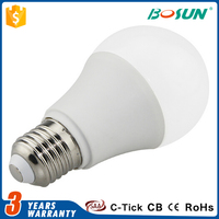 2016 new products 5 watt dimmable 330 degree beam angle led bulb