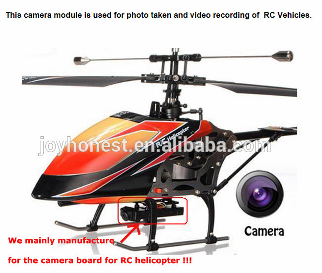 FHD Wide angle lens H.264 Digital compact size Camera for rc helicopter and drone