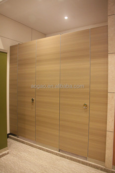 AOGAO 36mm thickness composite panel toilet partition