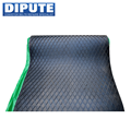 non-slip petrol resistance insulation recycled plain rubber sheet