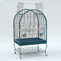 Wholesale Playtop fold Luxury strong large metal parrot cages