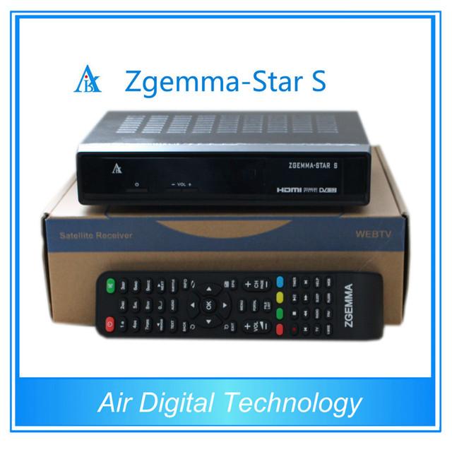 Mpeg4 fta satellite receiver dvb s/s2 Zgemma star S