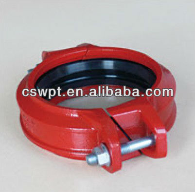 Hot Sales--Rigid Grooved Coupling--UL/FM--Type 2