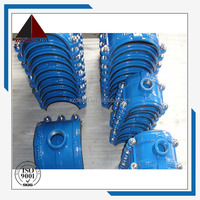 Ductile Iron Pipe Fitting Ductile Iron Saddle