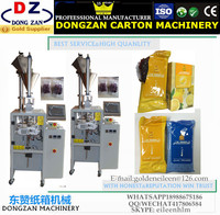 Automatic bag filling and packing machine for HerbTobacco