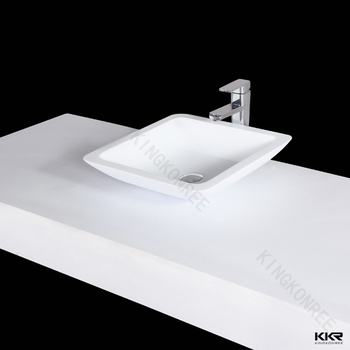 acrylic one piece bathroom sink and countertop view countertop kkr