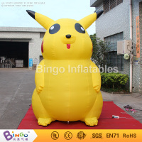 Hot selling Inflatable Japan Cartoon Model In Yellow