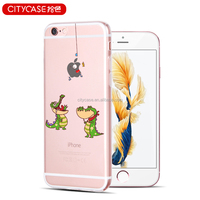 city&case slim combo phone case for iphone 6 6s