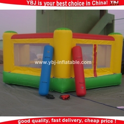 2016 YBJ best price pvc inflatable barriers sports/pvc sports flooring/inflatable sport game