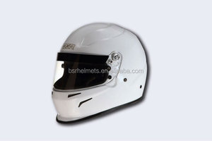 Fiberglass Full Face Snell SAH 2010 Rally racing Helmet BF1-760