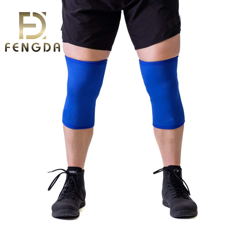 Prevent Knee Joint injury sport knee sleeve/ <strong>weight</strong> lifting knee sleeve/ basketball knee sleeve